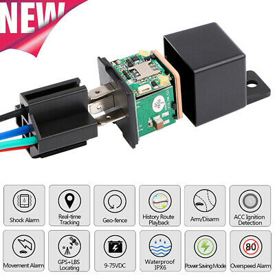 Realtime GPS Tracker GSM GPRS Locator Auto Car USB Charger For Phone Camera D3R1