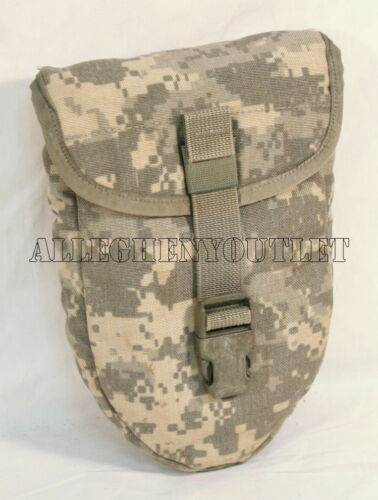 NEW US Army Military AMES Entrenching E-Tool Trifold Shovel /& LN ACU Cover