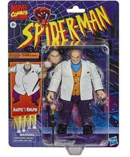 Marvel Legends KINGPIN 6in Action Figure Spider-Man Exclusive PRE-ORDER