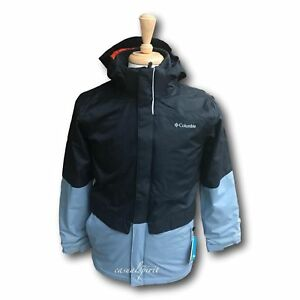 e6b57d52bf44 Details about New  120 Columbia boys Arctic Trip 3 in 1 waterproof ski snow  jacket coat parka
