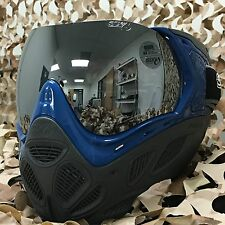 NEW Sly Profit Thermal Anti-Fog Paintball Mask Goggle Series - LE Blue/Grey