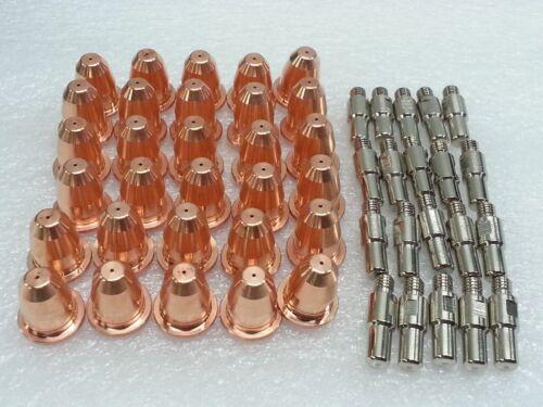 RWPR-0110 50pc Plasma Cutter Tip set for RAZORWELD TRF45-6-CC1 RWPD-0116-8
