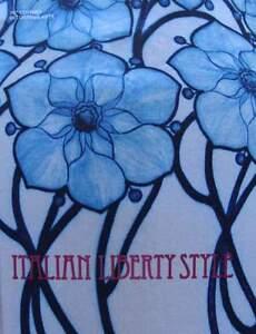 LIVRE-BOOK-STYLE-LIBERTY-ITALIENNE-italian-liberty-style-italie-art-nouveau
