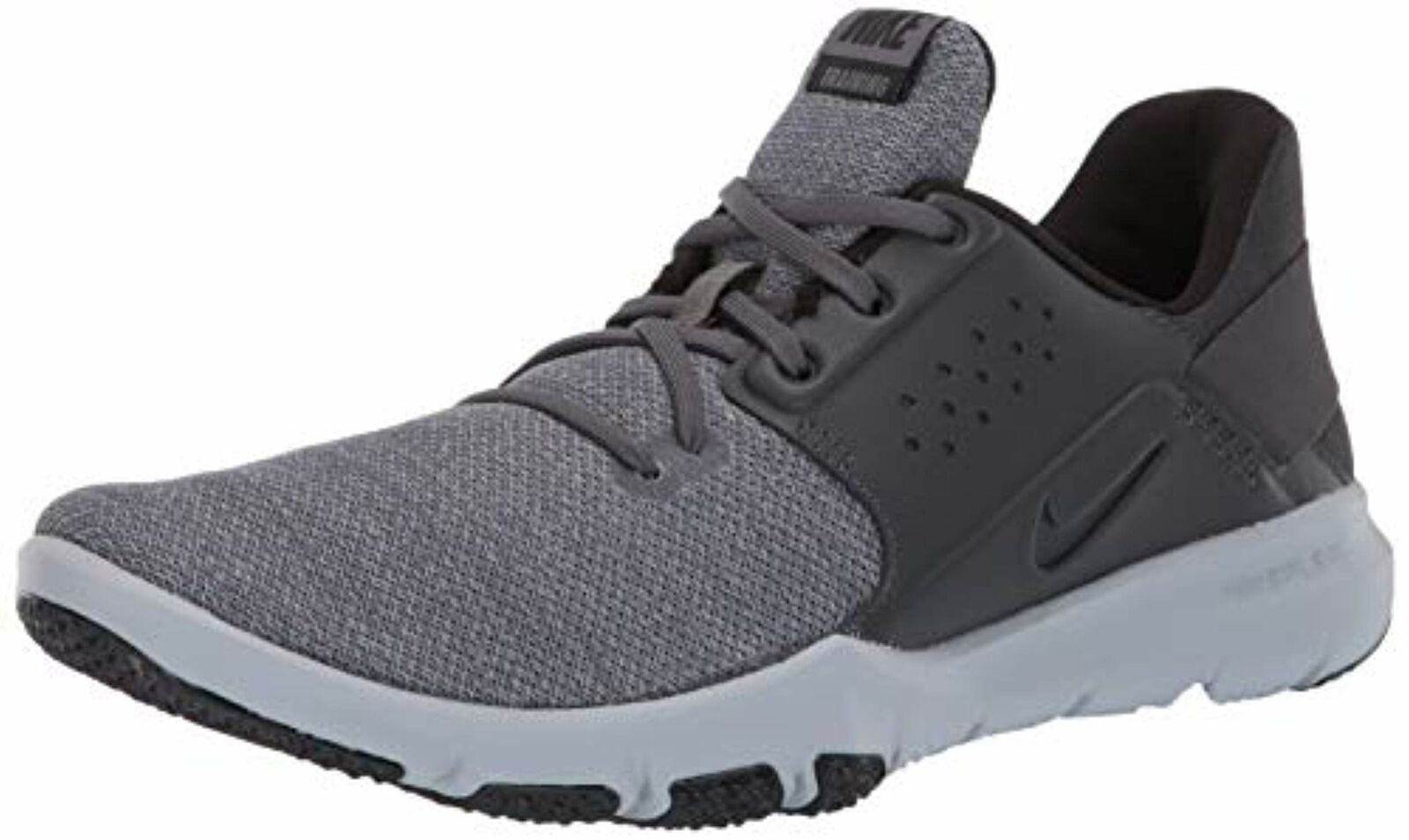 Homme Nike Flex Control TR3 Large Turnchaussures, Anthracite-noir, 10 US