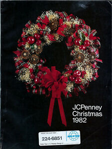 1982 Penneys Wish Book For Kids 82 Christmas Penney Toy
