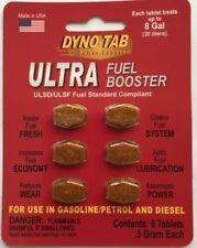 Dyno-tab 45720 ULTRA Fuel Booster 6 Tab Card