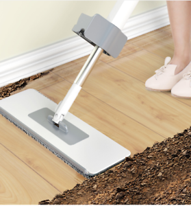 Squeeze-Mop-Flat-Floor-Self-Cleaning-Microfiber-Mop-Pad