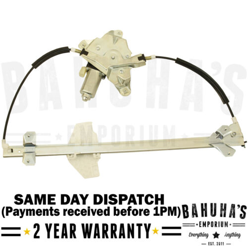 FOR FORD TRANSIT CONNECT// TOURNEO 2002/>ON FRONT LEFT SIDE NEW WINDOW REGULATOR