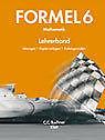 Formel 6 Neu. Lehrerband von Simon Weidner, Silke Schmid, Karl Haubner, Engelbert Vollath und Walter Sailer (2010, Leinen-Ordner)