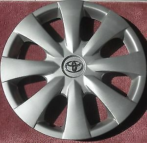 Image Is Loading Genuine Toyota Corolla 2008 2010 Hubcap Part No