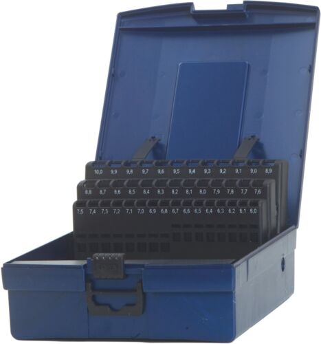 Leerbox Rosebox Leerkassette Kunststoffbox für Bohrer DIN 338 Spiralbohrer ABS
