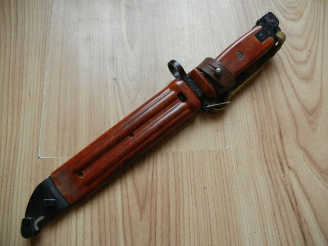 Soviet Russian Izhevsk Bayonet 6х4. Frog Wrist Strap USSR