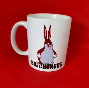 environ 311.84 g Big chungus mème Inspiré Café Thé Tasse 11 oz