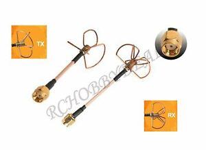 1Pair-5-8Ghz-Antenne-Cloverleaf-TX-amp-RX-RP-SMA-for-FPV-Antenne-LHCP-QAV250-Racer-4