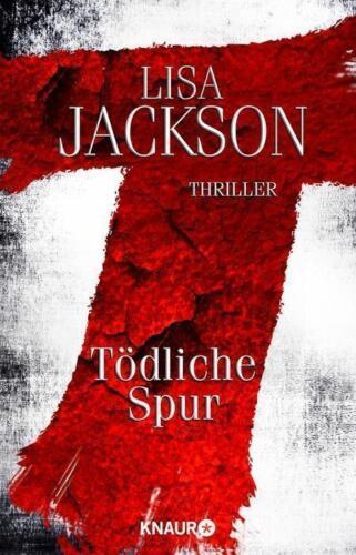 1 von 1 - T Tödliche Spur von Lisa Jackson (2014, Taschenbuch)
