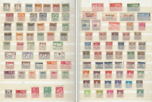 1930s-1950s-CHINA-STAMP-LOT-SURCHARGED-OCCUPIED-MAO-SYS-amp-MUCH-MORE