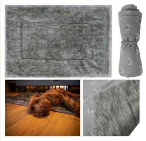 Luxury High Quality Antler Hygge Super Soft Blanket Dog Christmas 75z95cm