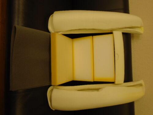 Non headrest seat Triumph STAG ** MK1 SEAT FOAM KIT ** BACK part of Front Seat