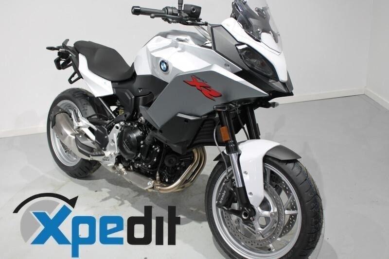 BMW, F 900 XR, ccm 895