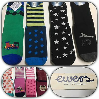 Ewers Stoppi, Stoppersocken, Fliesenflitzer, Homesocks, ABS-Socks Gr. 31-34, NEU