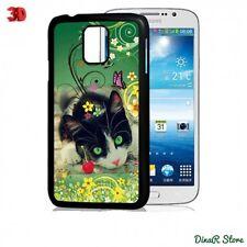 3D HandyHülle für Samsung Galaxy S5 Tasche Case Hülle Cover (601)