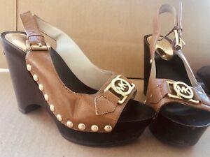 mk-michael-kors-Ipen-Toe-Sling-Ncak-Heels-3-5-In-Tan-Gold-Shoes-5-5B