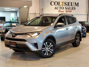 2017 Toyota RAV 4 LE AWD-HEATED SEATS-BACK UP CAMERA-LDW-ONLY 82KM