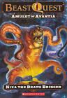 Amulet of Avantia: Nixa the Death Bringer by Adam Blade (Hardback, 2011)