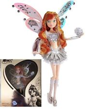 SDCC 2012 -Winx Club rare SILVER  BLOOM exclusive doll COMIC-CON barbie