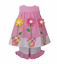 BONNIE JEAN® Girls/' 3T Seersucker Flower Pot Dress Set NWT