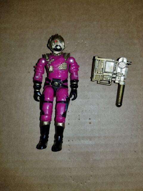 "G.I. Joe VOLTAR 1988 Hasbro Action Figure 3 3/4"""