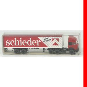 Wiking H0 540127 Iveco Ksz Schieder Möbel Ebay