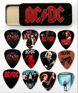 AC-DC-Guitar-Picks-Set-of-12-Full-Color-Guitar-Picks-WITH-STASH-TIN
