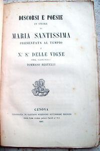 1867-STORIA-DELLA-CHIESA-DI-NOSTRA-SIGNORA-DELLE-VIGNE-A-GENOVA-TOMMASO-BERTELLI