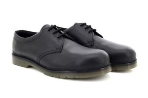 Grafter M787A Air Soles Safety Toe Cap Uniform Leather Safety Shoes