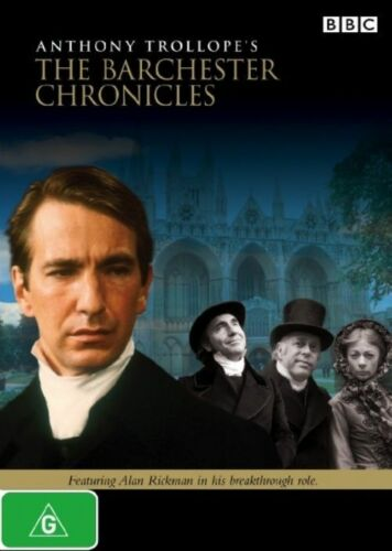 1 of 1 - The Barchester Chronicles (DVD, 2006, 2-Disc Set) R4 (D170) (D171)