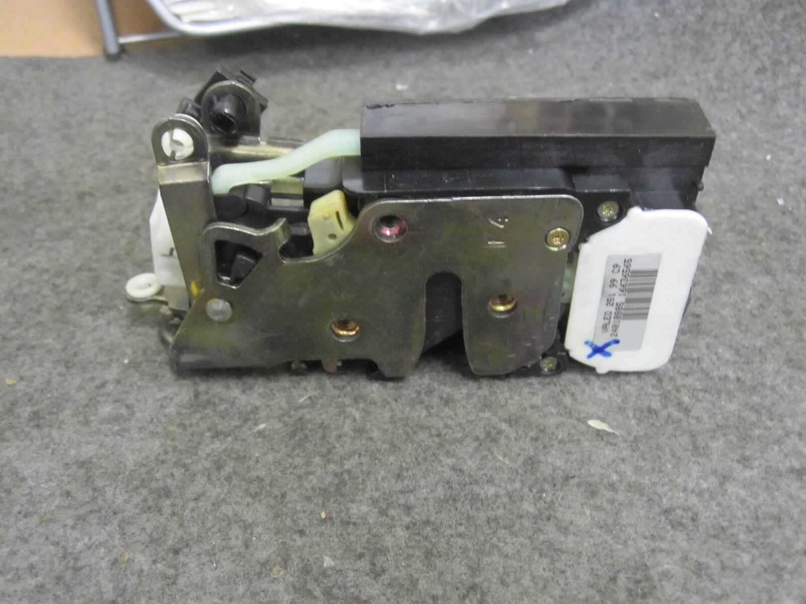 OEM GM Front Left Door Lock Asm 16636571,10313974 Olds Intrigue free priority sh