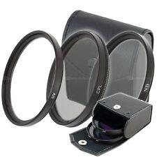 67mm UV Filter & ND 4 & CPL Zirkular Polfilter für 67 mm Einschraubanschluss