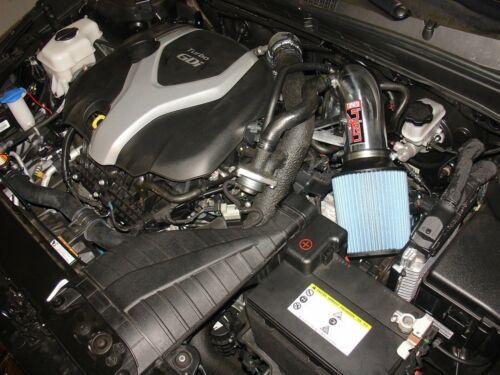 Injen SP Short Ram Air Intake For Hyundai 2011-2015 Sonata Kia Optima 2.0T Black