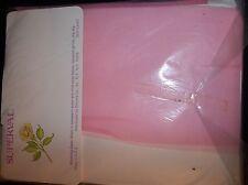 vtg SILKY fushia pink pantyhose NYLONS