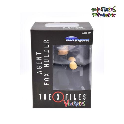 Vinimates X-Files 2016 TV Show Agent Mulder Vinyl Figure