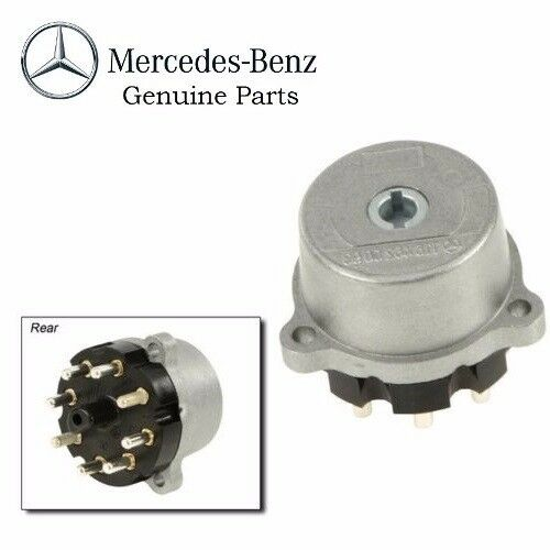 For Mercedes GENUINE W114 W116 R107 W123 Ignition Switch 116 462 00 93