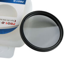 JYC 40.5mm Circular Polarizing Polarizer CPL Filter for Canon Nikon Sony Pentax