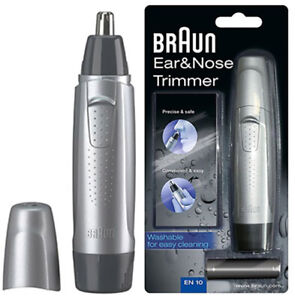 Braun-EN10-Exact-Washable-Nose-and-Ear-Hair-Trimmer-Clipper