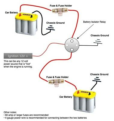 quest battery isolator wiring diagram 1 0 awg 300a heavy duty dual auxiliary anl fuse battery isolator  auxiliary anl fuse battery isolator
