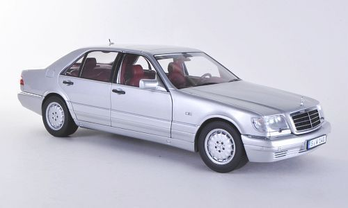 están haciendo actividades de descuento Norev Mercedes Benz S320 Distribuidor Edición Plata Plata Plata 1:18  NUEVO   hallazgo raro bonito  El nuevo outlet de marcas online.