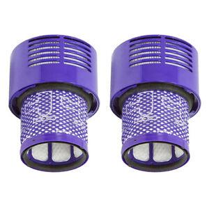 V10-SV12-Filter-969082-01-Engine-Tool-Vacuum-Cleaner-2pcs-Reusable-For-Dyson