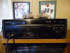 Pioneer CLD 53 CD Laser Disc Player