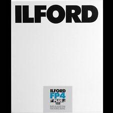 Ilford FP4 Plus Negro Y Blanco 4x5 Hoja De Película 125 ISO 25 Hojas