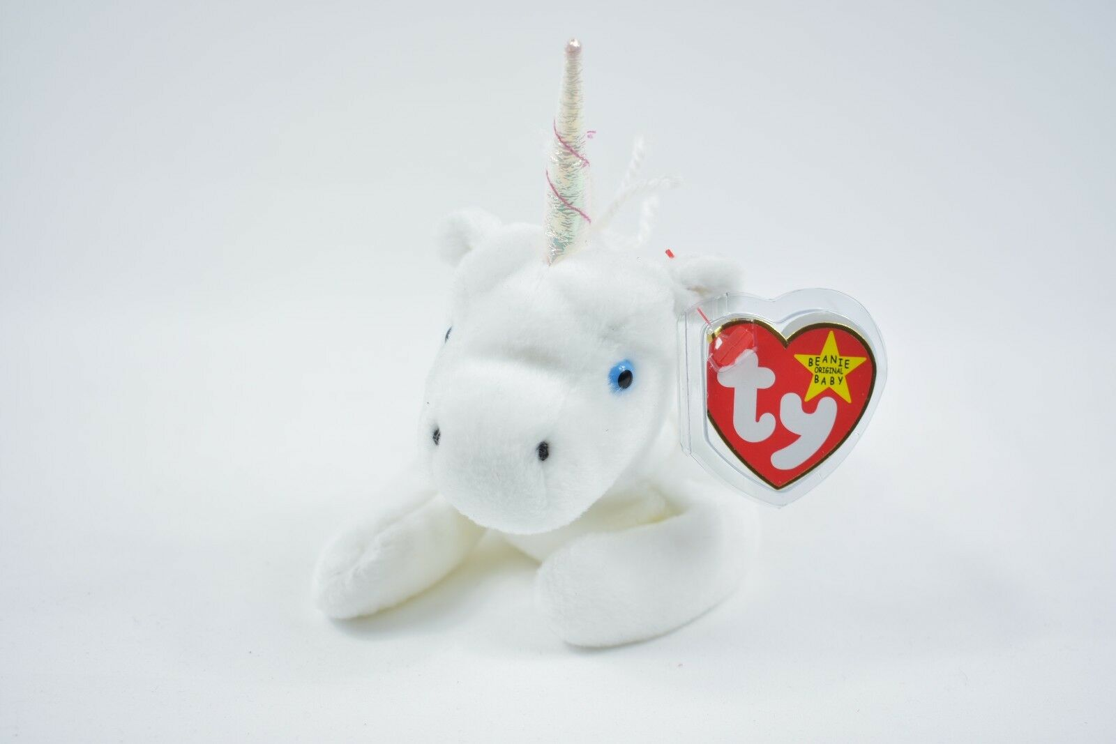 Ty Beanie Baby  MYSTIC  Retired and VERY RARE Mistagged Error 1993-1994
